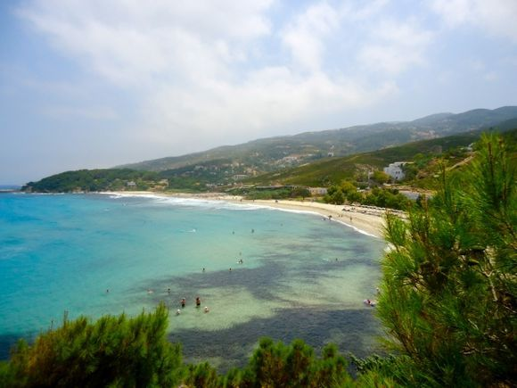 Messakti beach