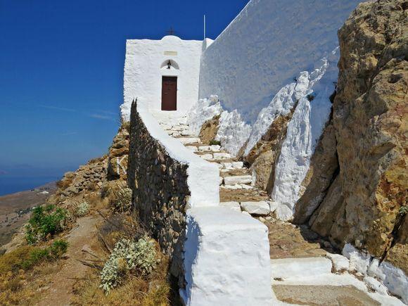 27-09-2019 Patmos: Chapel of Profitis Ilias