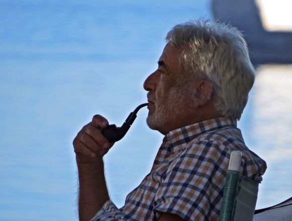 19-09-2019 Ikari: Agios Kirikos .......The pipesmoker
