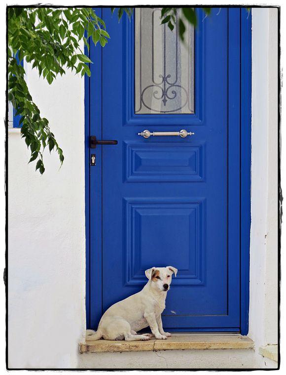 18-09-2020 Ikaria: Manganitis .......The front door security guard