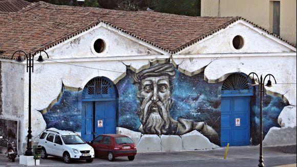 11-09-2019 Samos: Karlovasi .........Graffiti
