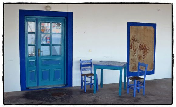 26-09-2019 Patmos: Lambi ....The season is over .......now going to waite til mei 2020 ....  ;-)