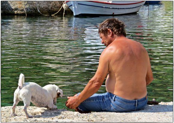 18-09-2020 Ikaria: Manganites .......Who's going to jump first ;-)