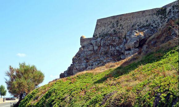 09-09-2021 Rethymno: Venetian Fortezza Rethymno
