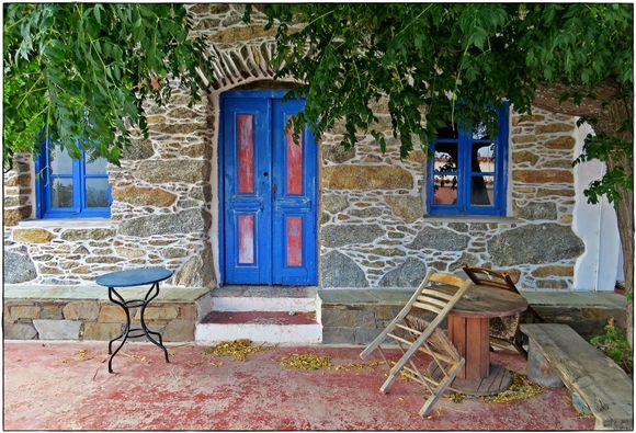 16-09-2020 Ikaria: Manganites .......After the party  ;-)