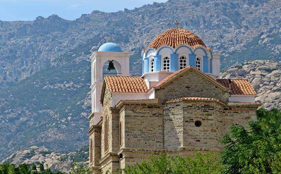 16-09-2020 Ikaria: Manganites .......Church of Manganites