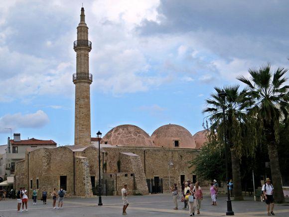 09-09-2021 Rethymno: Neratze Mosque