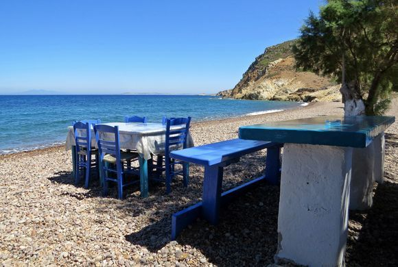 01-09-2020 Patmos: Lampi, a beautiful relaxt place on Patmos