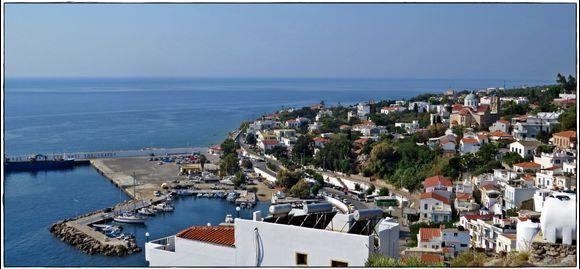20-09-2019 Ikaria: View on Agios Kirikos