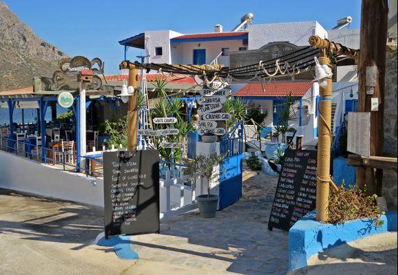 28-08-2020 Kalymnos: Myties  ........Difficult choises ;-)