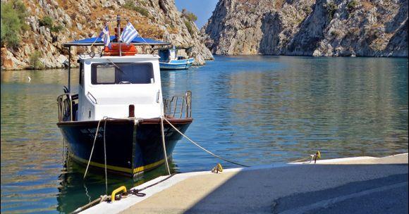 28-08-2020 Kalymnos: Vathy/Rina   .......Peaceful rest