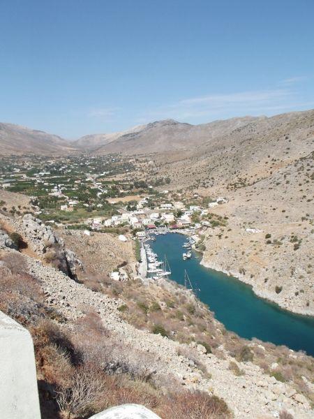 Vathia , Kalymnos