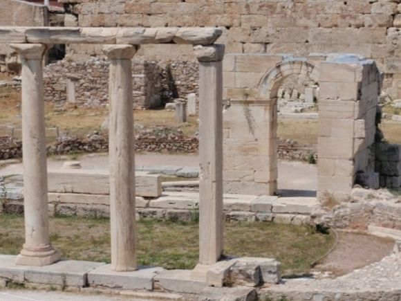 Hadrian\'s Library