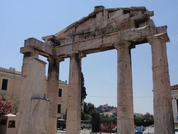 Roman Agora?