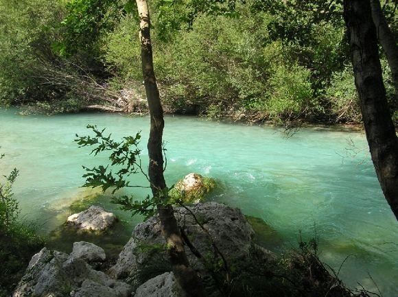 River Aheron