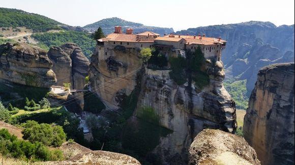 Monastery Varlaam