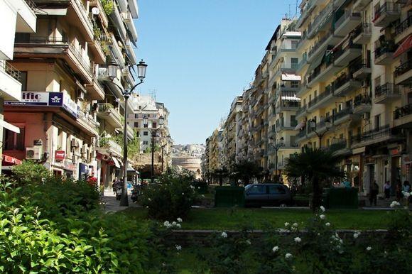 Walk around the city