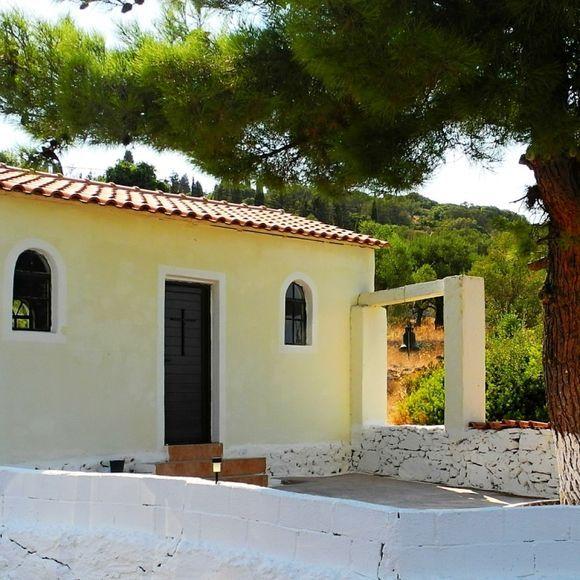 Chapel near Skinari cape 2