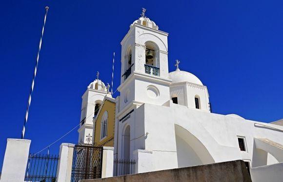 Church in Megalochori