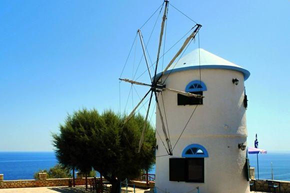 Skinari cape - the second windmill 1