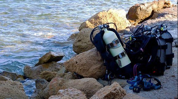 Diving near the Cape Skinari 3