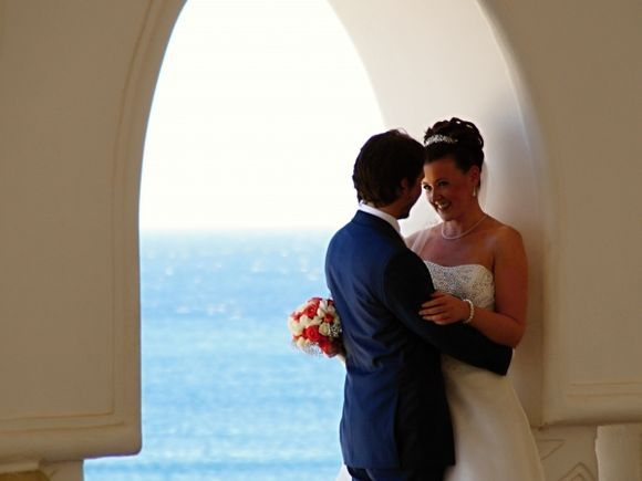 Kallithea - the great day for two lovers - good luck
