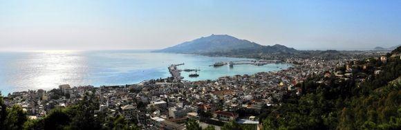 a morning in Zakynthos town 1
