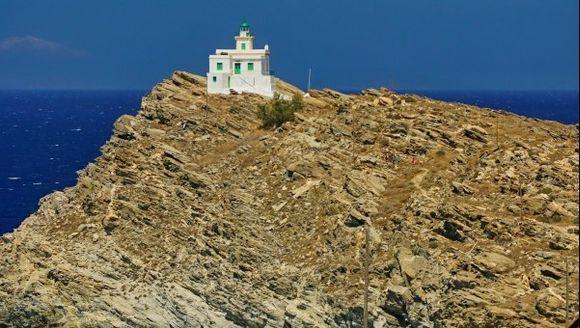 Lighthouse Korakas