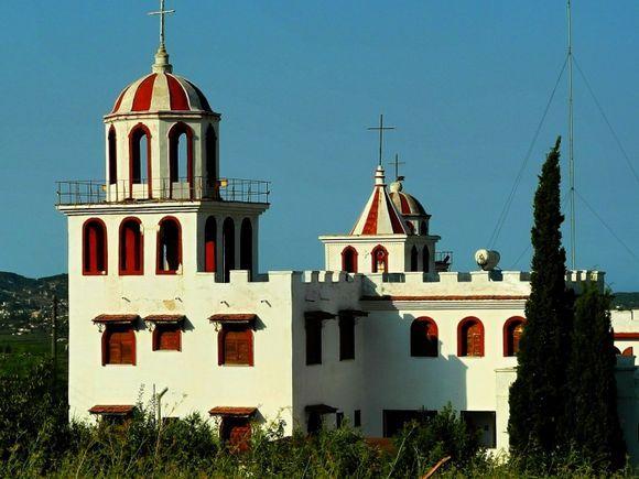 Eleftherotria Monastery 2