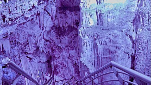 Antiparos Cave - Variation WB