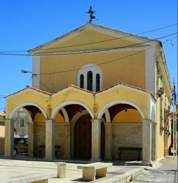the church in Volimes 1