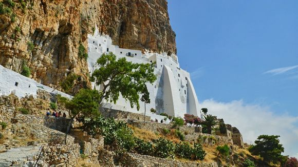 Monastery of Hozoviotissa