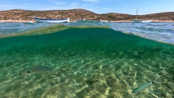 Kalotaritissa beach