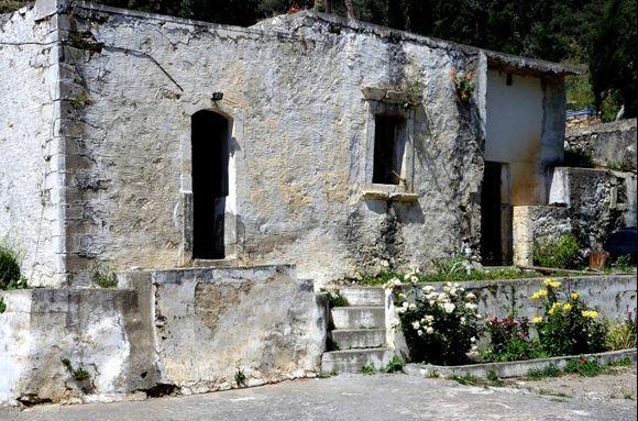 Monastery Vrontisiou