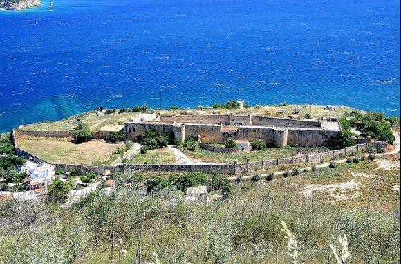 Fort Izzedine by a spy