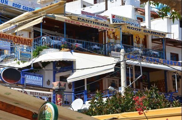 Seaside of Agia Galini