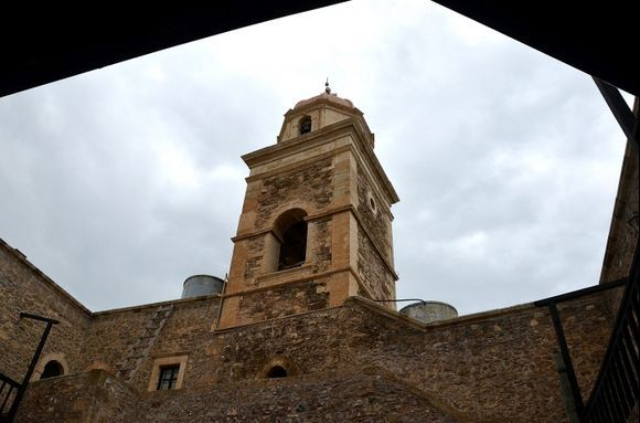 Church of Monastery Toplou