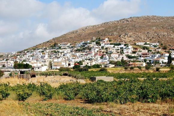 View of Zνros
