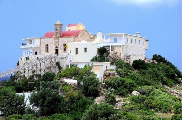 Monastery of Chryssoskalitissa
