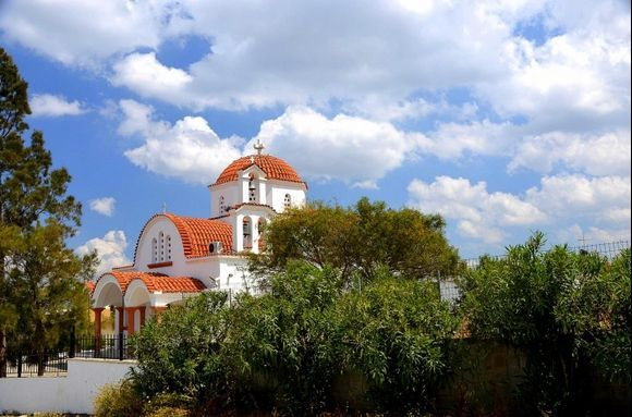 The church of Loukia