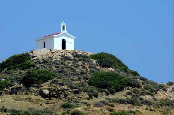 Small Church near Triopetra