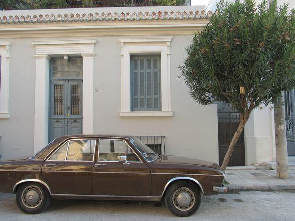 Vintage Athens.