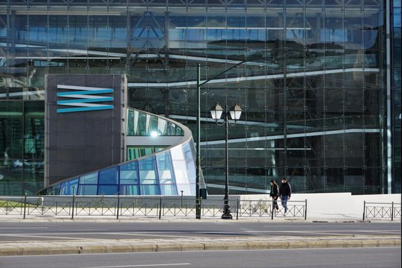 The National Gallery in Athens was renovated and will open to public in June.