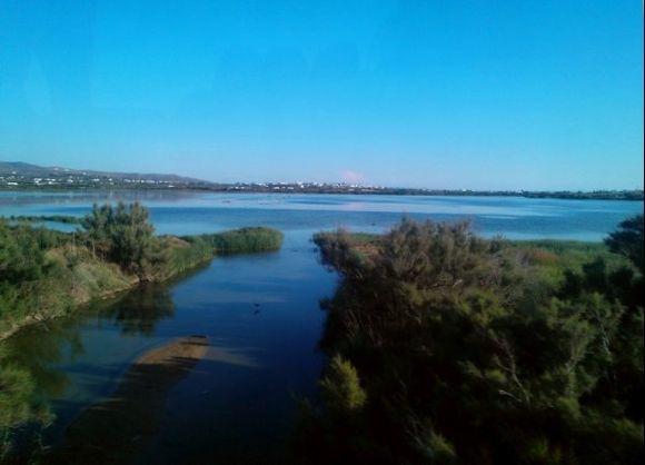 blue salt lake impressions