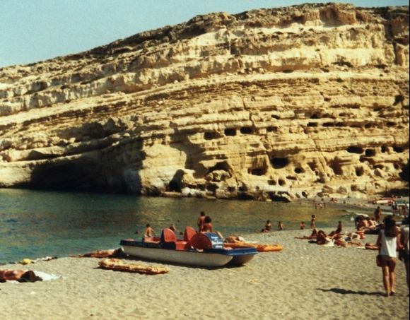 Caves Matala