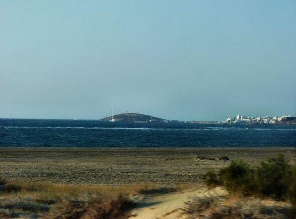 View to Portara