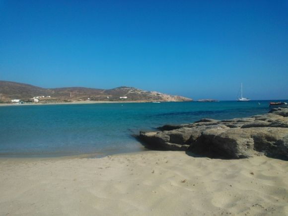 Beach view....