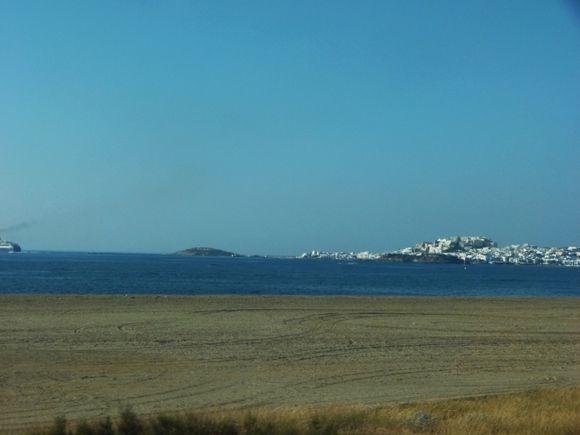 Naxos view from Ag. Arsenios