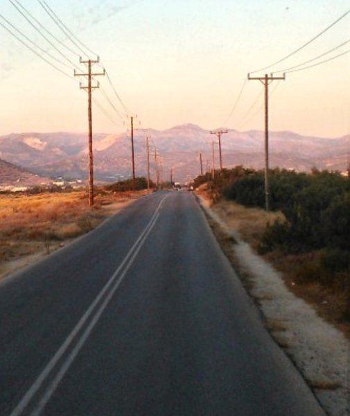 straight ahead...