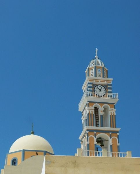 Belltower and cupola
